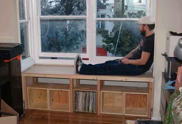 Woodguide Wooden Bench Seat Diy Details